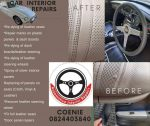 Automotive Interior Repairs