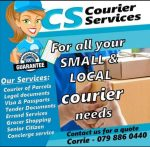 CS Courier Services