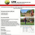 LFM Detection Services