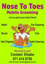 Mobile Grooming