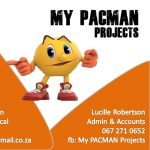 My Pacman Projects
