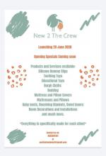 New 2 the crew