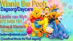 Winnie the pooh dagsorg