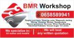 B.M.R Workshop