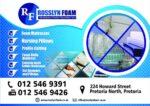 Rosslyn Foam