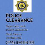 SA Police Clearances
