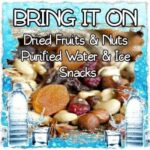 Bring It On Water, Ice and Snacks