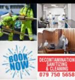 Decontamination, Sanitizing & Cleaning