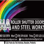 HA Roller Shutter Doors & Steel Works