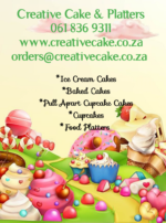 Creative Cakes & Platters
